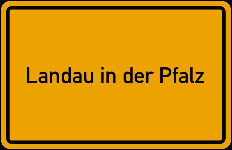 onlinestreet Branchenbuch für Landau in der Pfalz