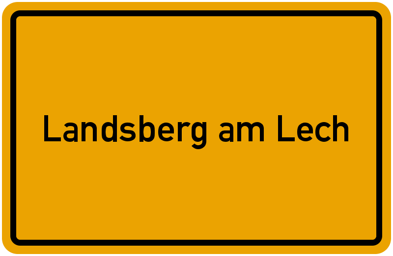 onlinestreet Branchenbuch für Landsberg am Lech