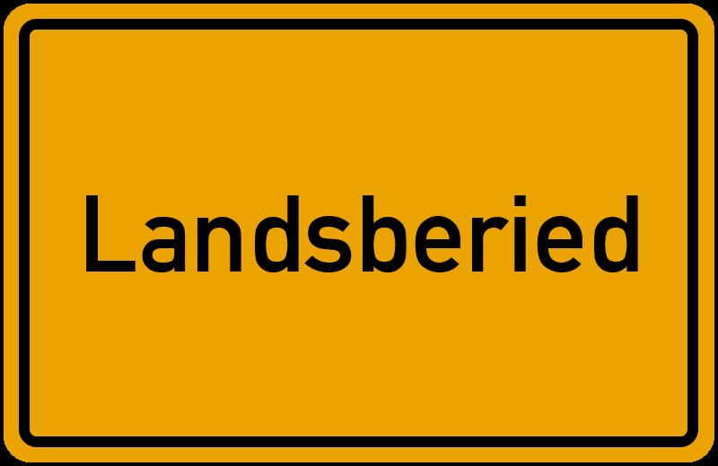 onlinestreet Branchenbuch für Landsberied