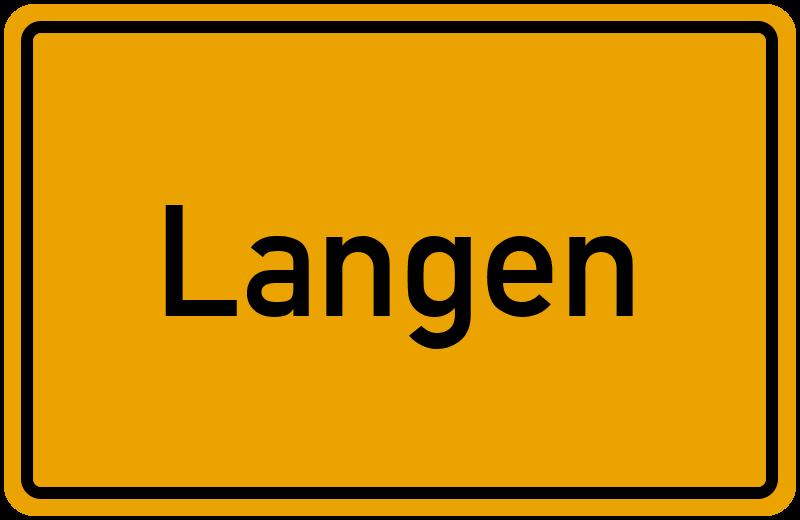 onlinestreet Branchenbuch für Langen