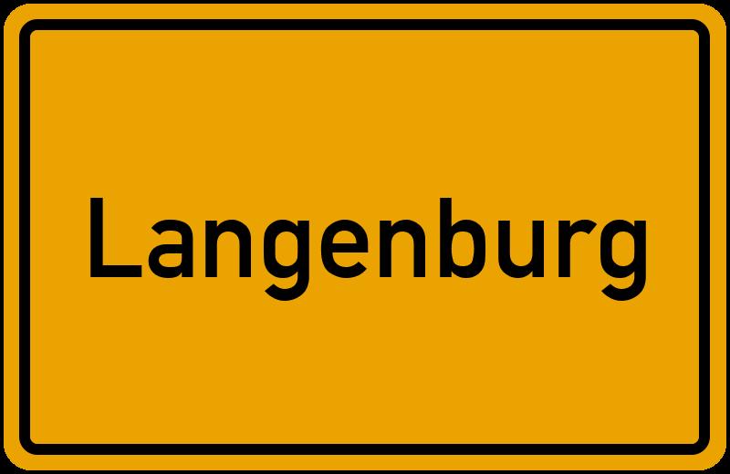 onlinestreet Branchenbuch für Langenburg
