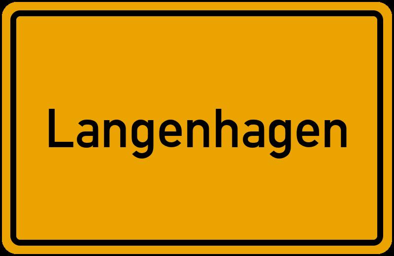 onlinestreet Branchenbuch für Langenhagen