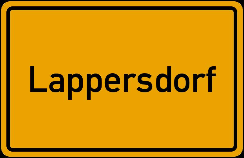 onlinestreet Branchenbuch für Lappersdorf