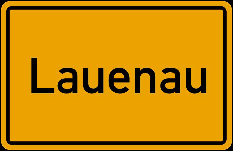 onlinestreet Branchenbuch für Lauenau
