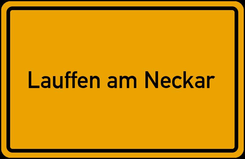 onlinestreet Branchenbuch für Lauffen am Neckar