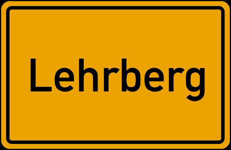 onlinestreet Branchenbuch für Lehrberg