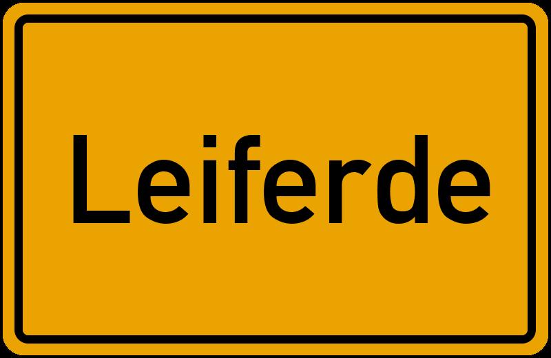 onlinestreet Branchenbuch für Leiferde