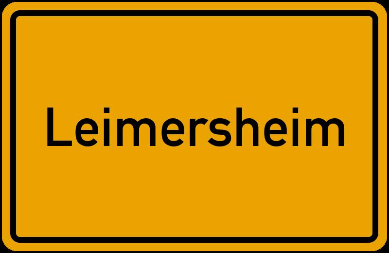 onlinestreet Branchenbuch für Leimersheim
