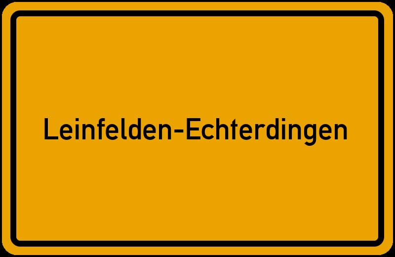 onlinestreet Branchenbuch für Leinfelden-Echterdingen