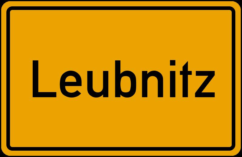 onlinestreet Branchenbuch für Leubnitz