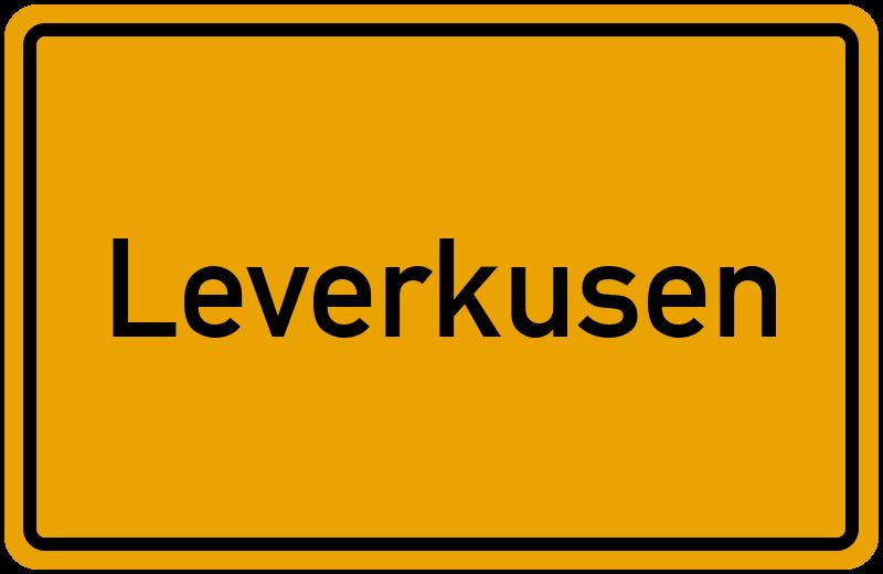 onlinestreet Branchenbuch für Leverkusen