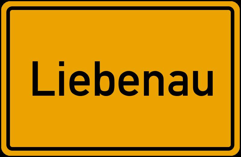 onlinestreet Branchenbuch für Liebenau