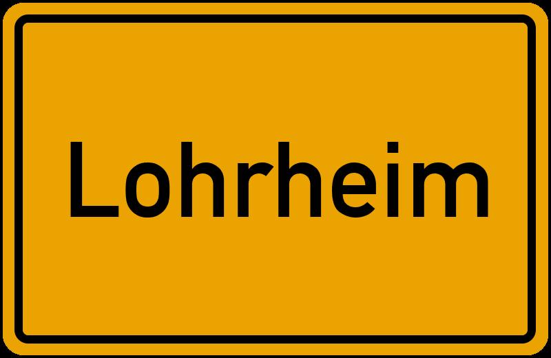 onlinestreet Branchenbuch für Lohrheim