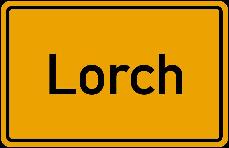 onlinestreet Branchenbuch für Lorch