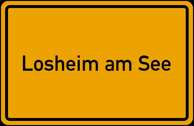 onlinestreet Branchenbuch für Losheim am See