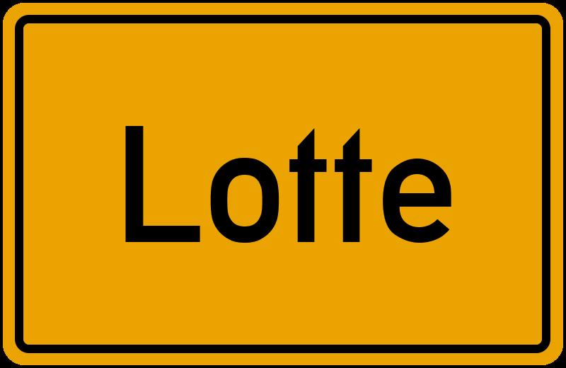 onlinestreet Branchenbuch für Lotte