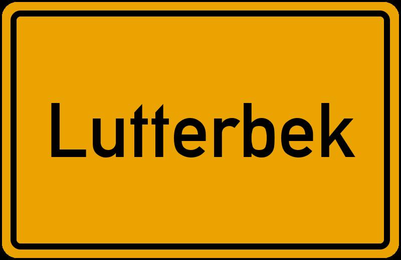 onlinestreet Branchenbuch für Lutterbek