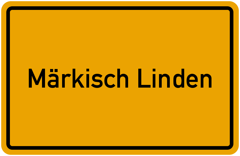 onlinestreet Branchenbuch für Märkisch Linden