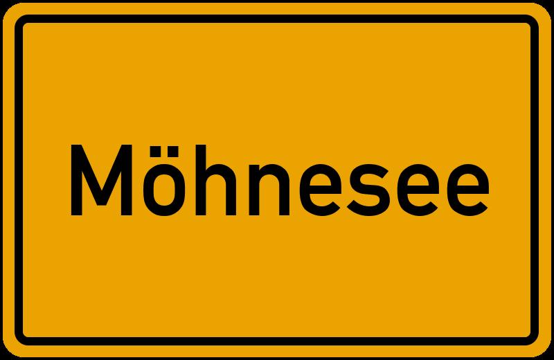 onlinestreet Branchenbuch für Möhnesee