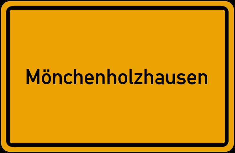 onlinestreet Branchenbuch für Mönchenholzhausen