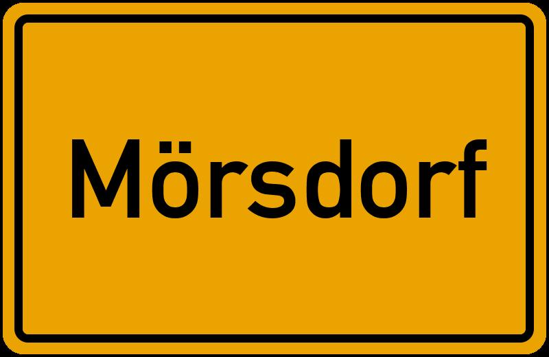 onlinestreet Branchenbuch für Mörsdorf