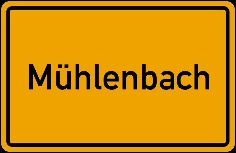 onlinestreet Branchenbuch für Mühlenbach