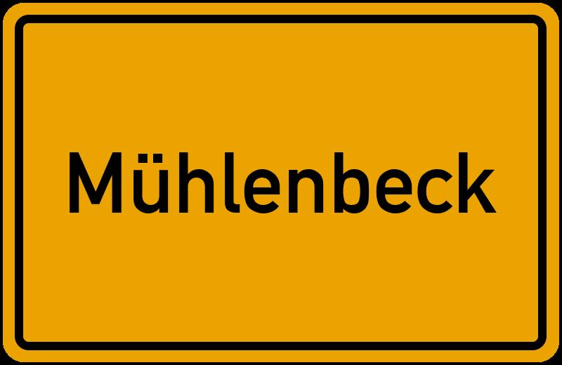 onlinestreet Branchenbuch für Mühlenbeck