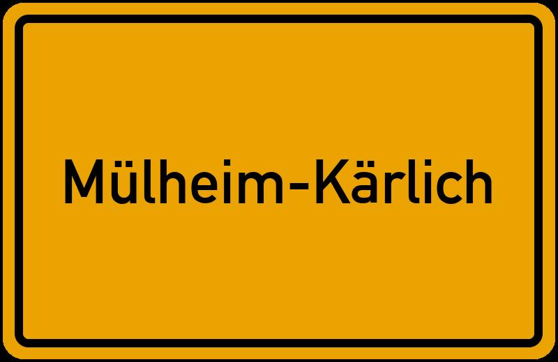 onlinestreet Branchenbuch für Mülheim-Kärlich