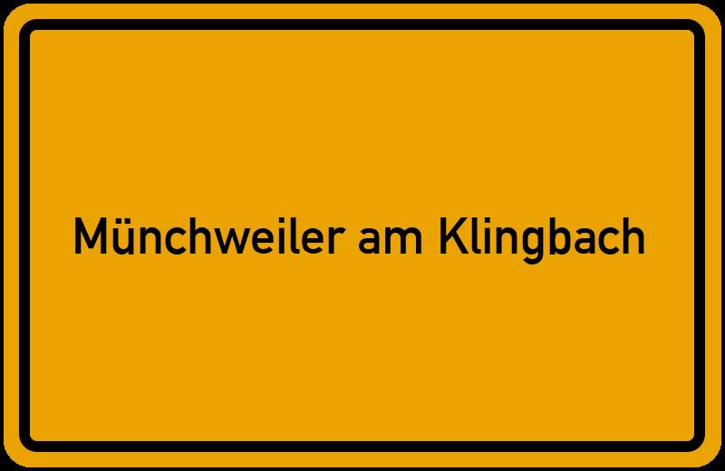 onlinestreet Branchenbuch für Münchweiler am Klingbach