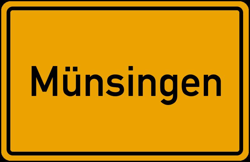 onlinestreet Branchenbuch für Münsingen