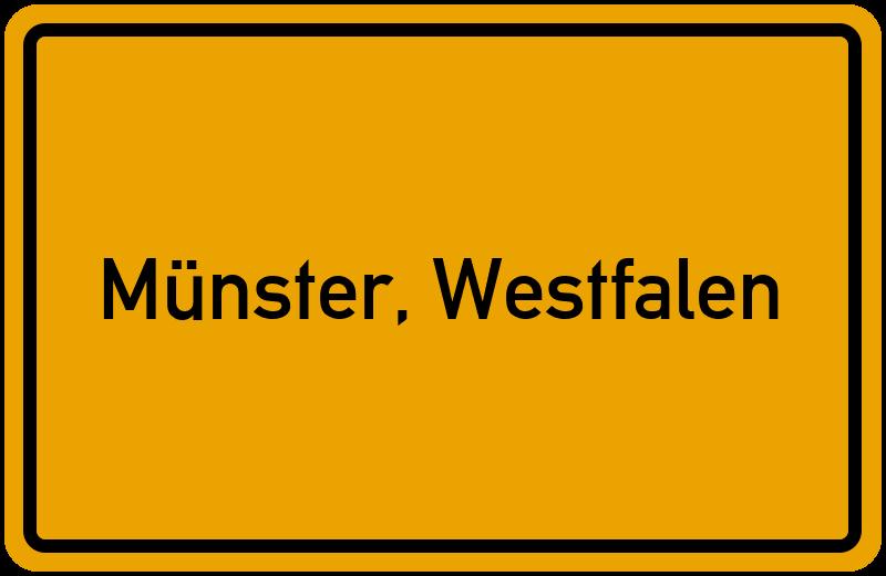 Ortsvorwahl 0251: Telefonnummer aus Münster, Westfalen / Spam Anrufe