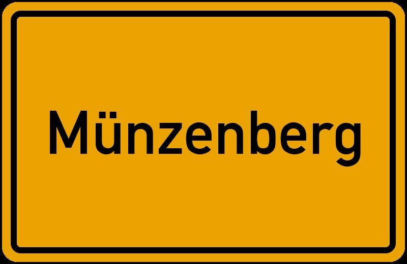 onlinestreet Branchenbuch für Münzenberg
