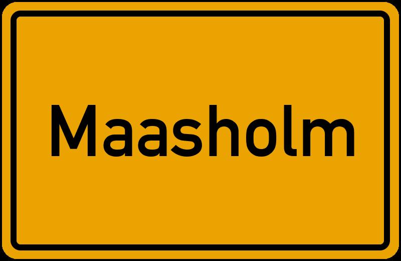 onlinestreet Branchenbuch für Maasholm