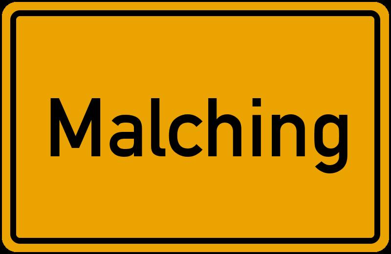 onlinestreet Branchenbuch für Malching