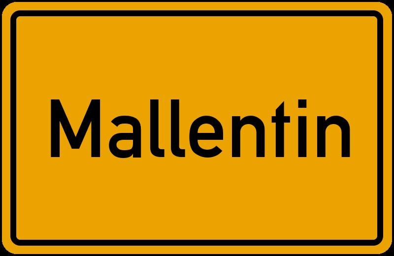 onlinestreet Branchenbuch für Mallentin