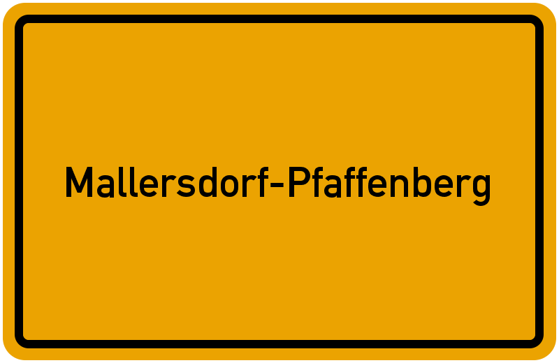 onlinestreet Branchenbuch für Mallersdorf-Pfaffenberg