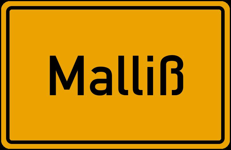 onlinestreet Branchenbuch für Malliß