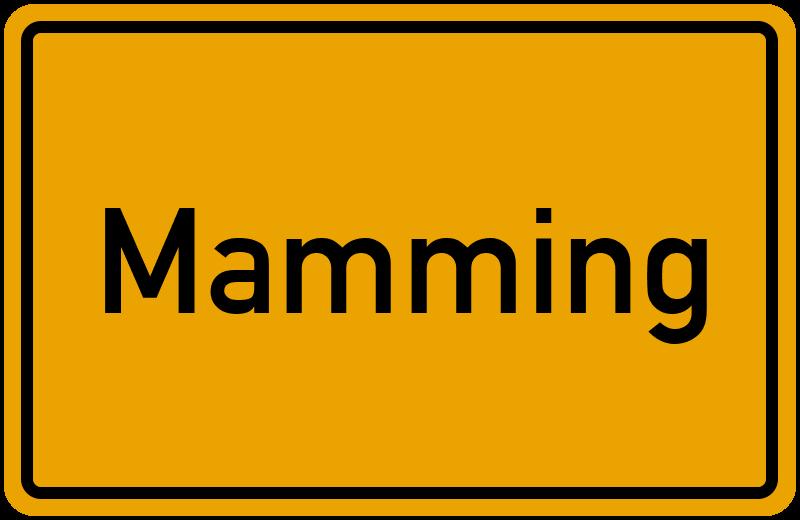 onlinestreet Branchenbuch für Mamming