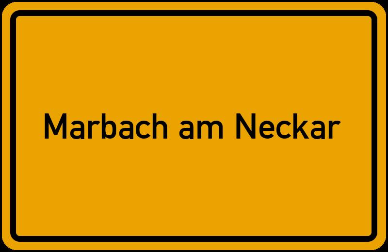 onlinestreet Branchenbuch für Marbach am Neckar