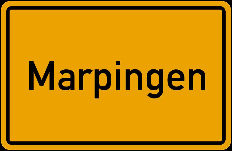 onlinestreet Branchenbuch für Marpingen