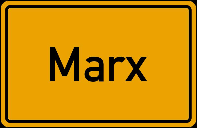 onlinestreet Branchenbuch für Marx