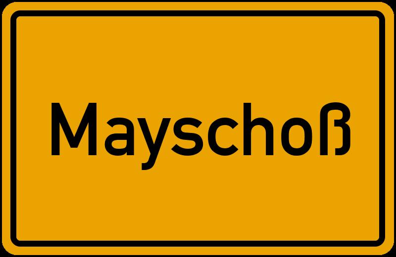 onlinestreet Branchenbuch für Mayschoß