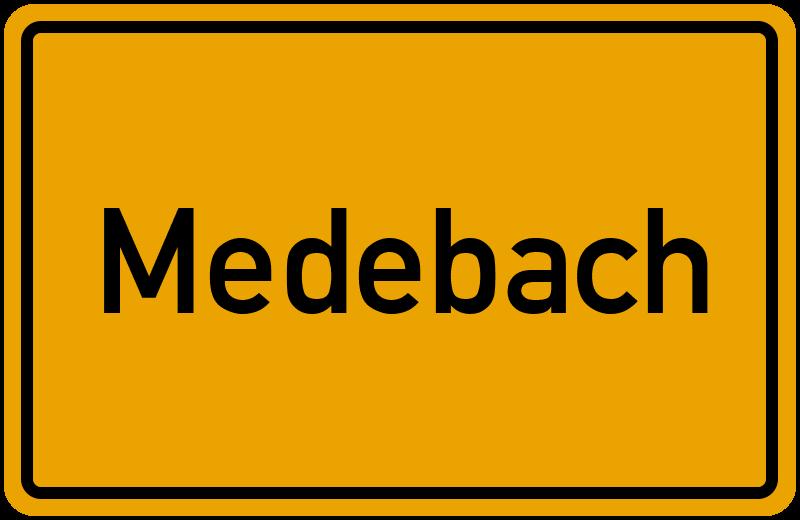 onlinestreet Branchenbuch für Medebach
