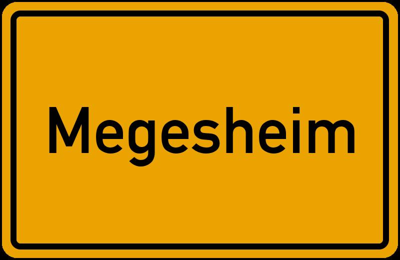 onlinestreet Branchenbuch für Megesheim
