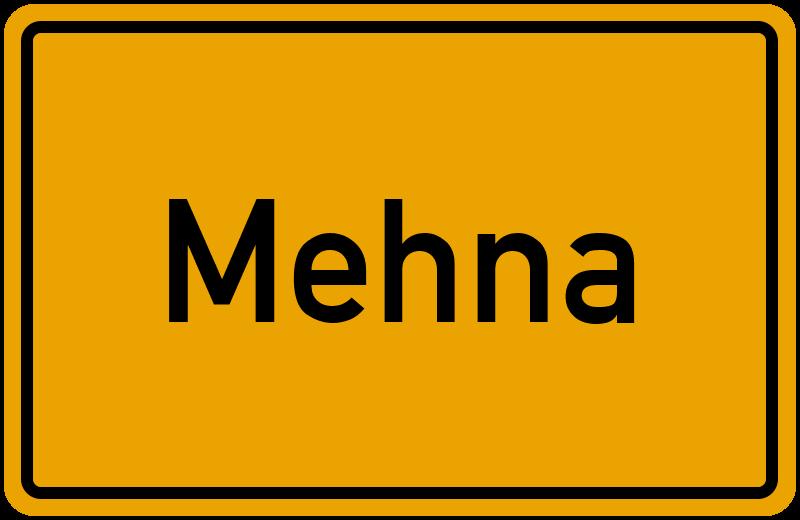 onlinestreet Branchenbuch für Mehna