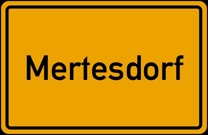 onlinestreet Branchenbuch für Mertesdorf