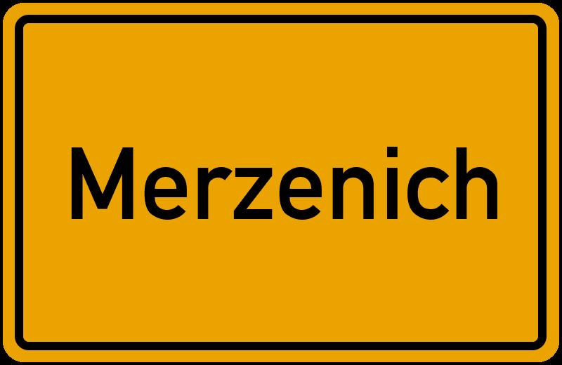 onlinestreet Branchenbuch für Merzenich
