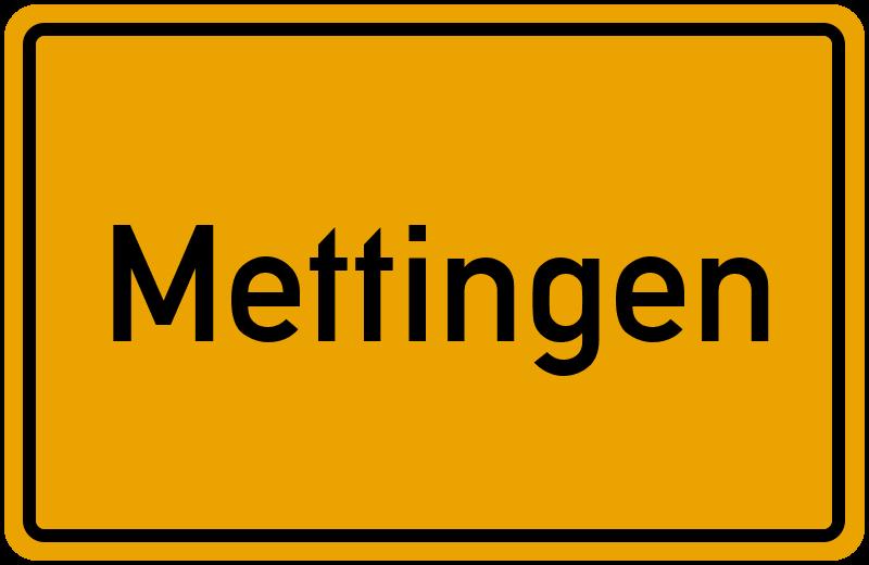 onlinestreet Branchenbuch für Mettingen