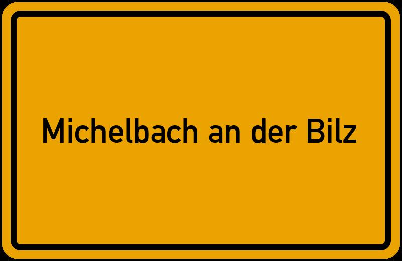 onlinestreet Branchenbuch für Michelbach an der Bilz