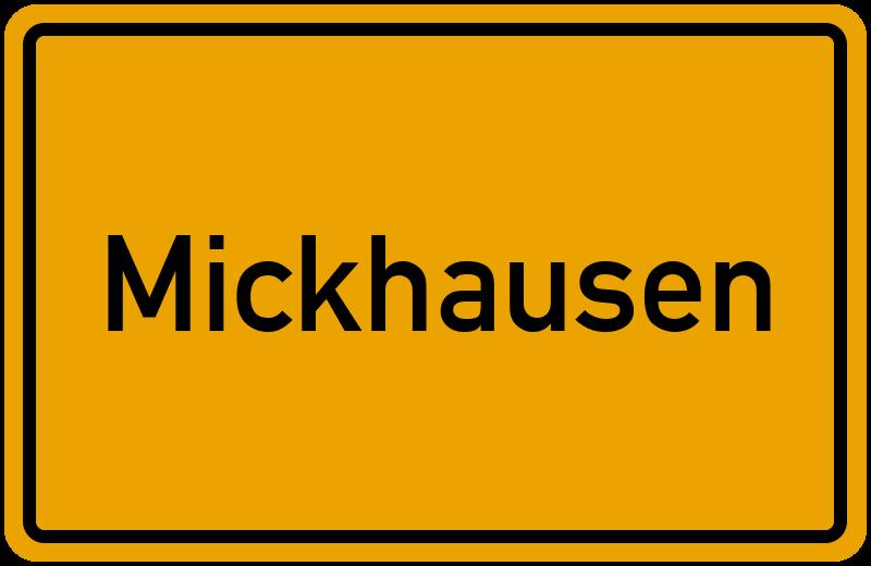 onlinestreet Branchenbuch für Mickhausen